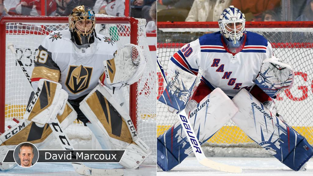 Fleury, Lundqvist set standard for young goalies in 2010s