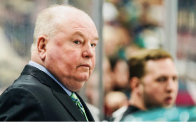 Exclusive: Former Wild coach Bruce Boudreau opens up about his firing