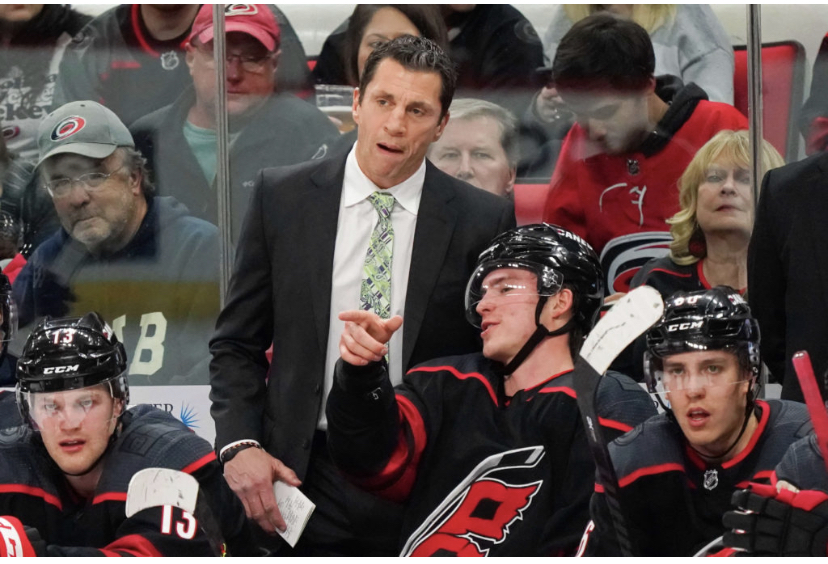 Rod Brind'Amour on future after Hurricanes: 'I can't imagine I'll be coaching anywhere else'