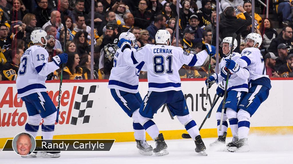 Lightning face challenges trying for better outcome in playoffs