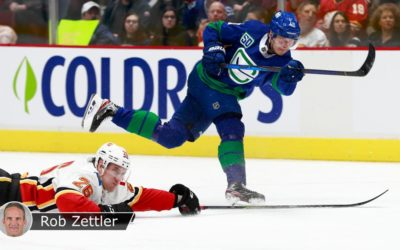 Canucks set up well for strong run at Stanley Cup