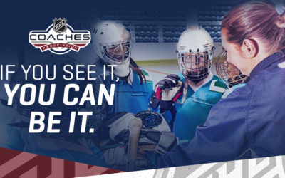 NHL Coaches' Association Announces New Initiative Focused on the Development of Female Hockey Coaches