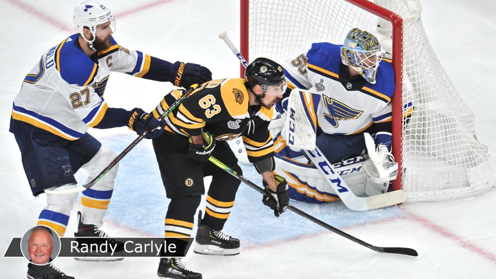 Stanley Cup Playoff races difficult time to avoid distractions