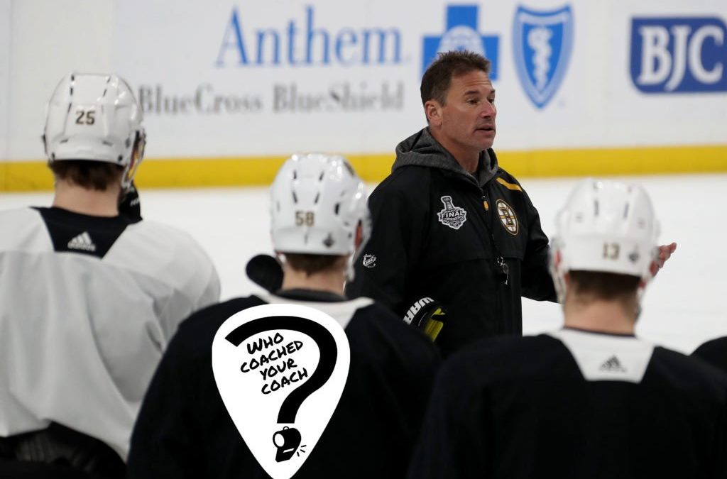 The coaching education of Bruce Cassidy: How many voices molded his vision