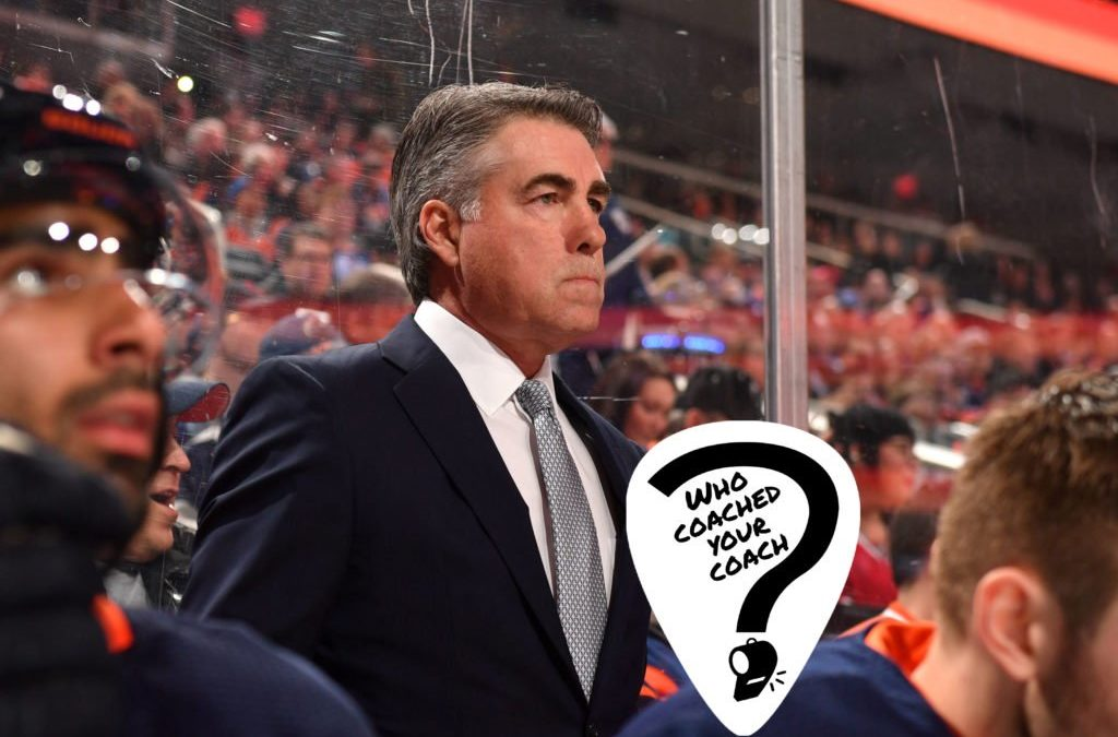 The two coaches who had the biggest influence on Dave Tippett