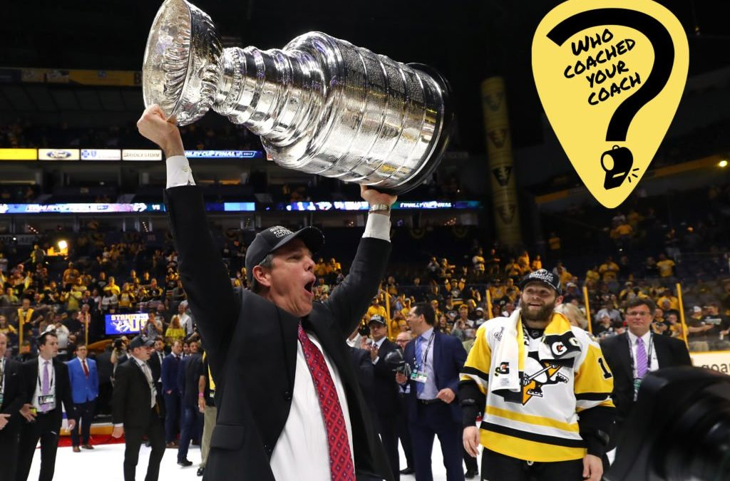 The student and the teacher: Mike Sullivan still looks to mentor for advice