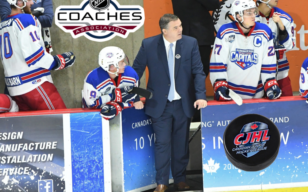Summerside Western Capitals' (MHL) Billy McGuigan named recipient of the Darcy Haugan/Mark Cross Memorial Award as CJHL Coach of the Year, presented by the NHL Coaches' Association, for 2019-20