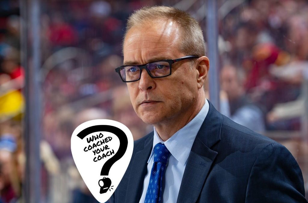 'I owe him an awful lot': The coach who had a lasting influence on Paul Maurice