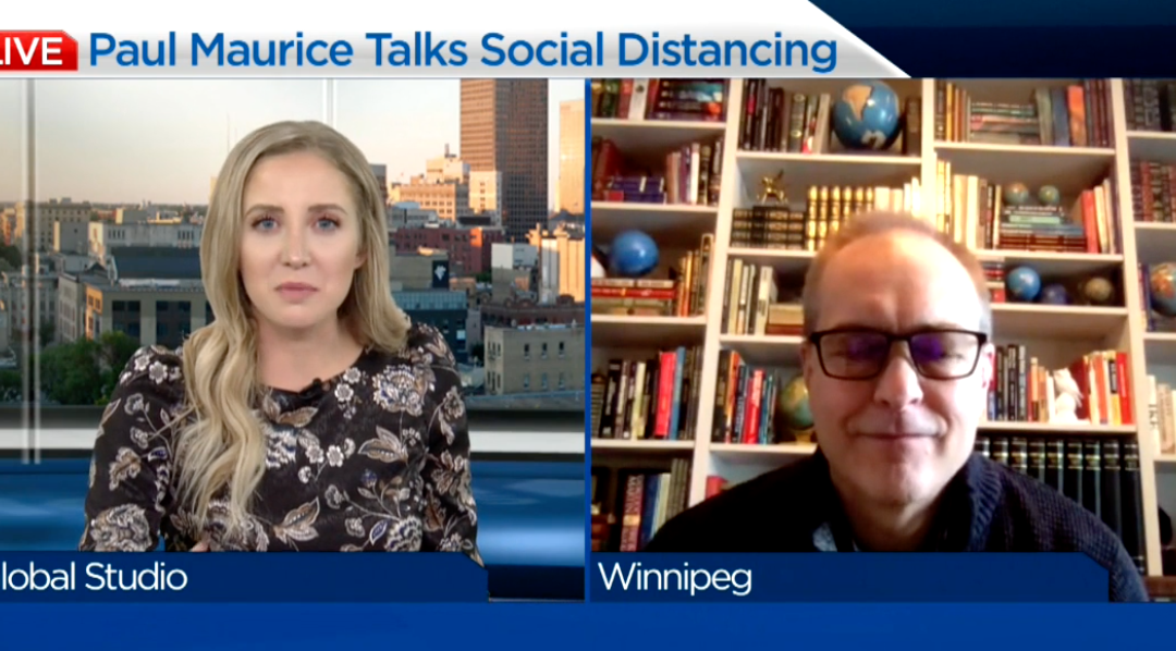 VIDEO: Paul Maurice on how he's spending his time social distancing