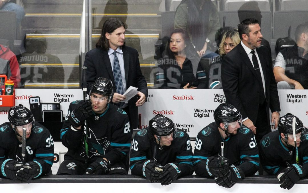 Sharks Check-in: Coaches Edition