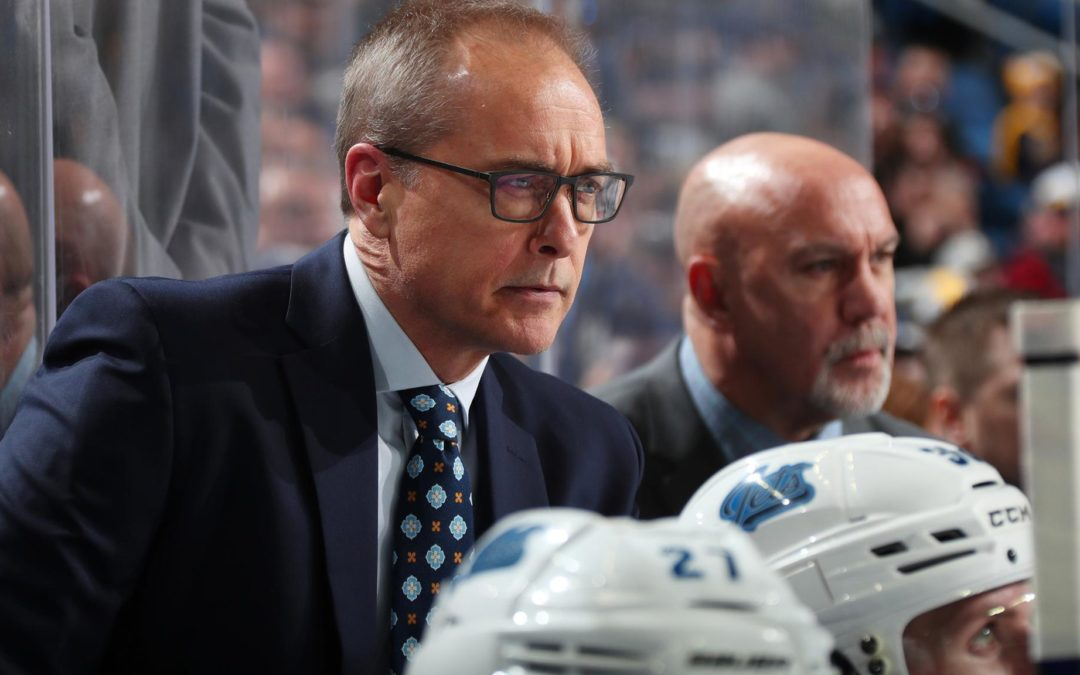 Maurice offers advice to former NHLers getting into coaching