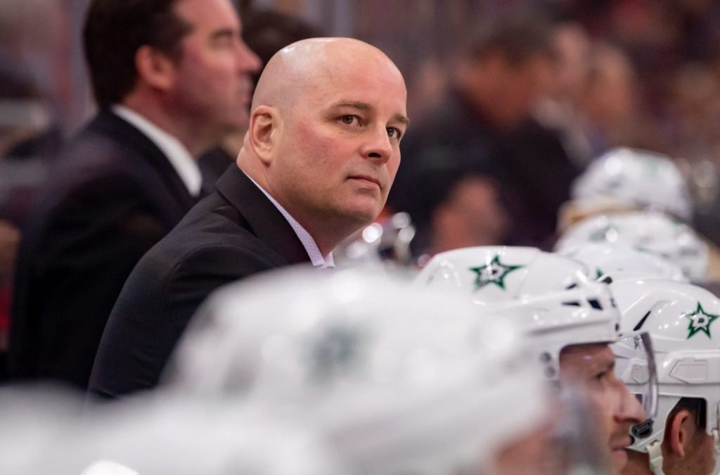 LeBrun: Former Stars coach Jim Montgomery on his firing, alcoholism and recovery