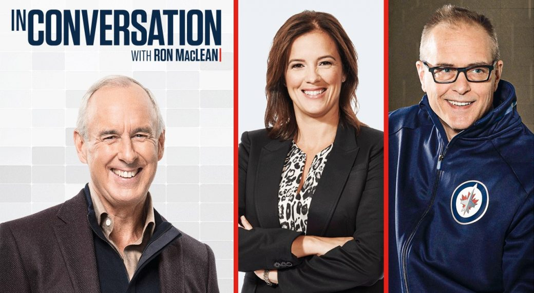In Conversation: Paul Maurice and Cassie Campbell-Pascall, the captains of life