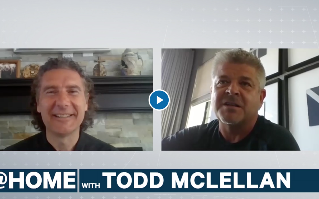 Todd McLellan on coaching a wide range of current NHL stars and past greats | @Home
