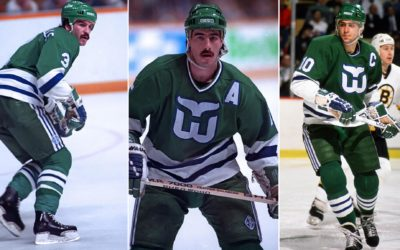 1985-86 Whalers have lasting impact in NHL coaching, management ranks