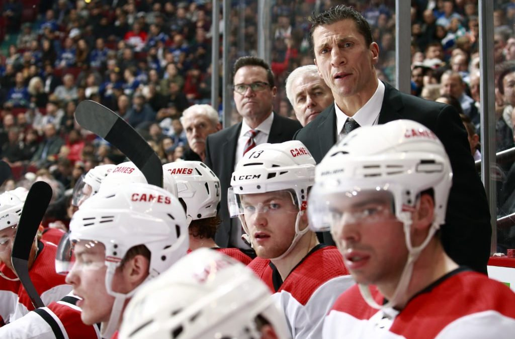 Coaches' panel: Brind'Amour, Cooper, DeBoer on millennials, discipline and more