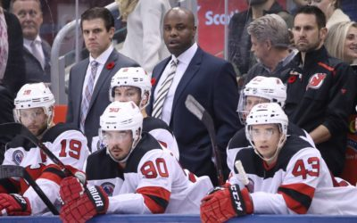 Where will hockey find more Black coaches? Why the game needs more role models