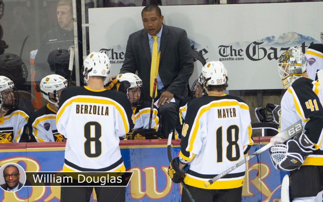 Color of Hockey: NHLCA clinic provides steppingstone for black coaches