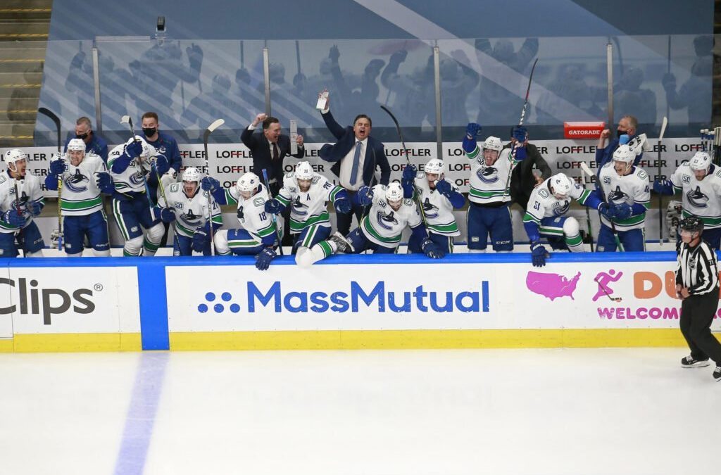 How analytics helped lead Travis Green and the Canucks back to the playoffs
