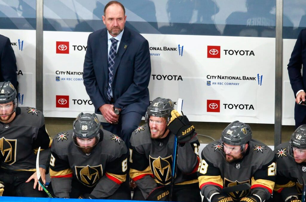Inside Peter DeBoer's playoff success: 'His detail of the game is impeccable'