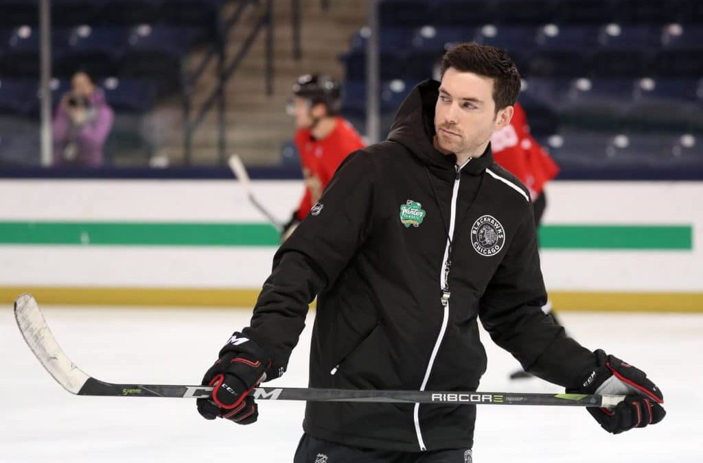 Why Jeremy Colliton's tweets should matter to the Blackhawks, NHL