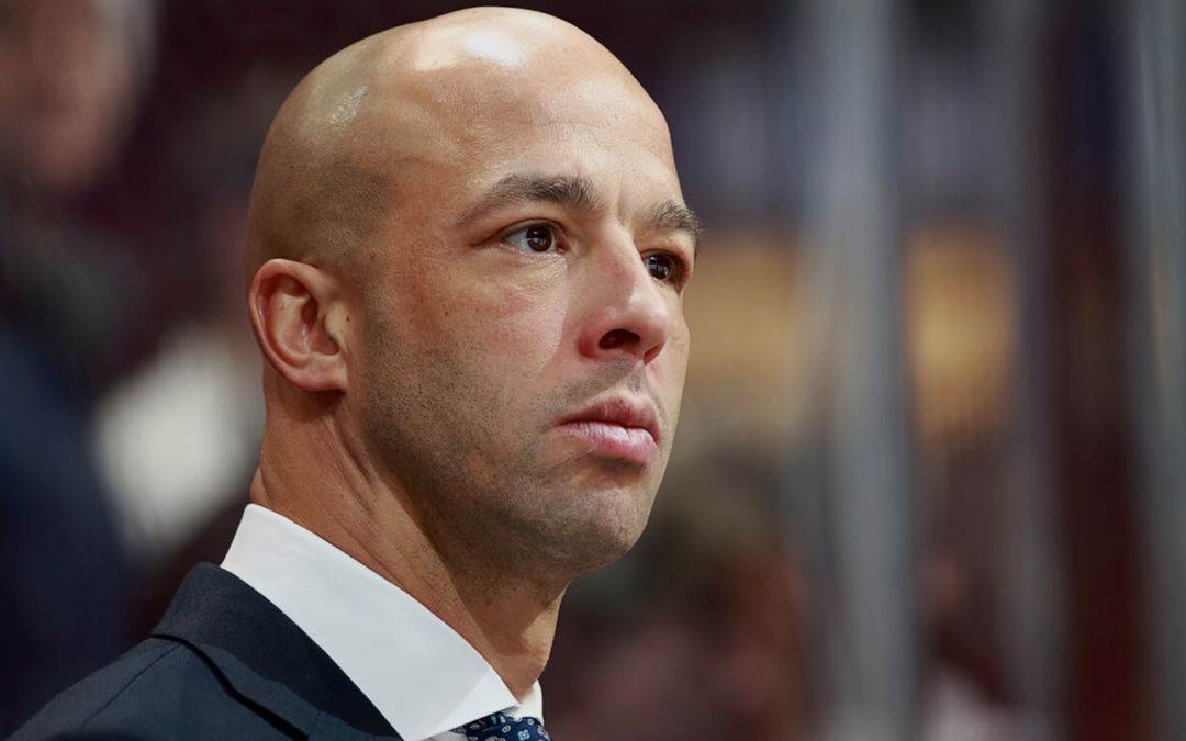 THE PROFESSIONAL – How Manny Malhotra Became One of the NHL's Surprising Young Coaches