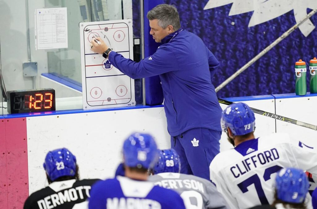Sheldon Keefe brought a new, flexible style to the Leafs' bench. How did he do?