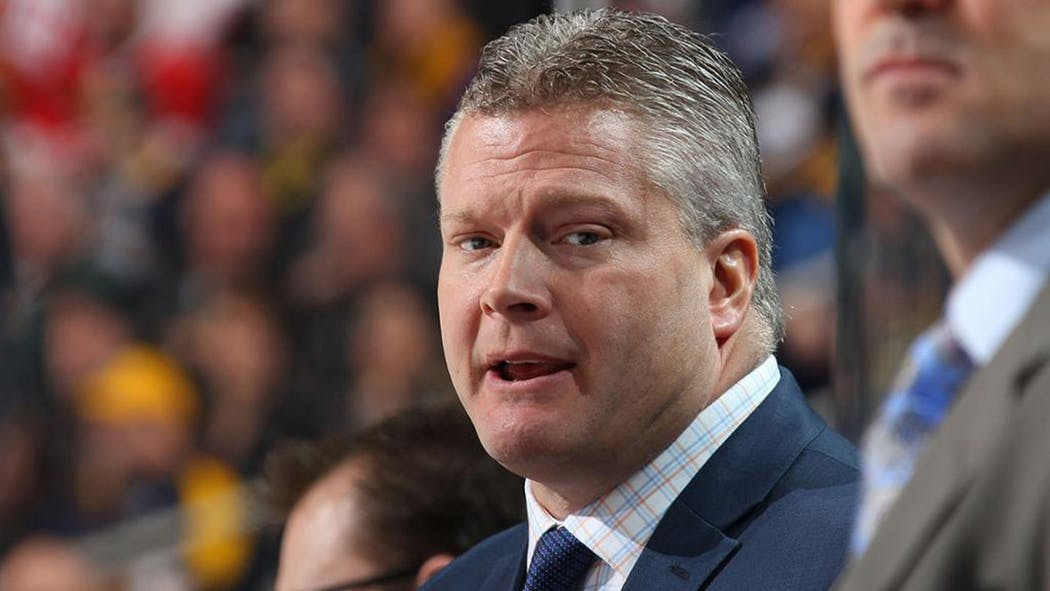 Wild hires assistant coaches Frederic Chabot and Brett McLean