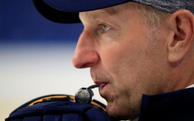 Can Ralph Krueger's positive approach ignite change for the Sabres?