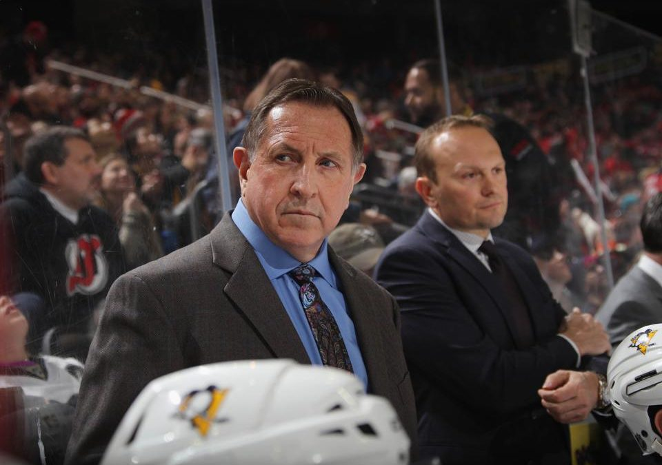 New Assistant Coach Jacques Martin Could Be An Insurance Policy For New York Rangers If Needed