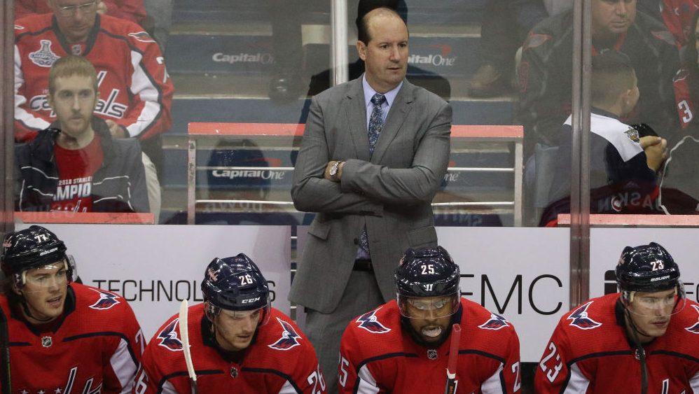 Todd Reirden returns to Penguins as assistant coach