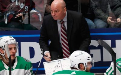 Blues hire former Stars coach Jim Montgomery in assistant role