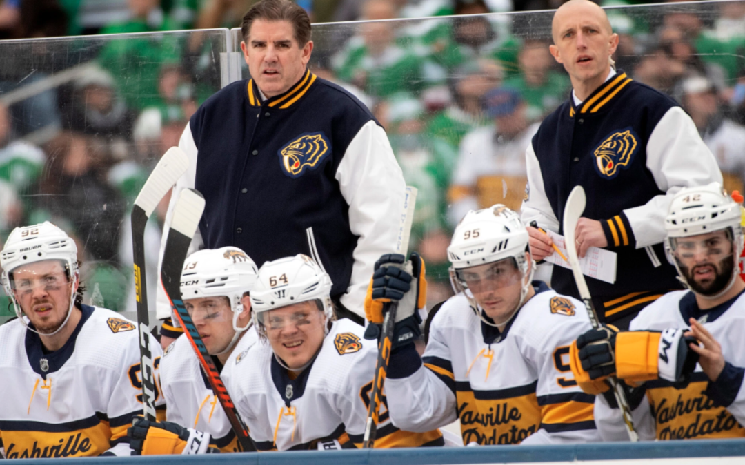 Capitals Hire Peter Laviolette, Hoping for More Deep Playoff Runs