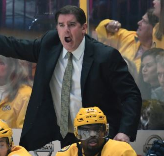 How Capitals fans helped with the hiring of new coach Peter Laviolette
