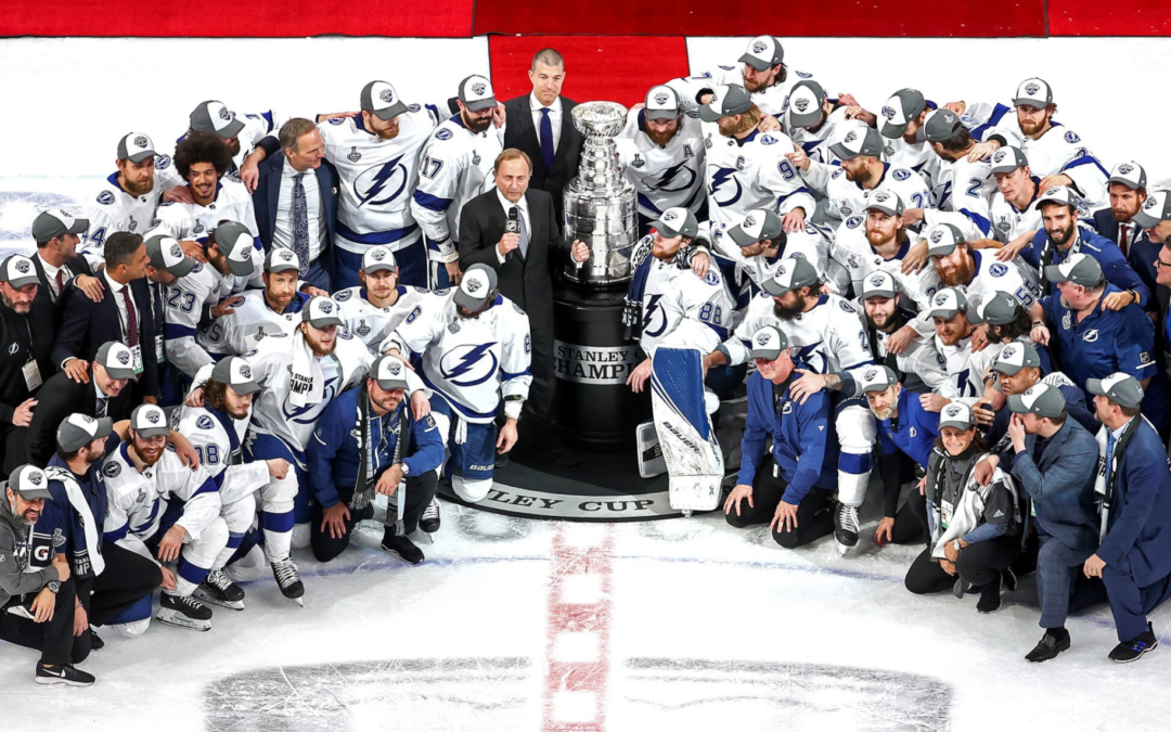 Stanley Cup-winning Lightning rewrite the ending to ultimate redemption story