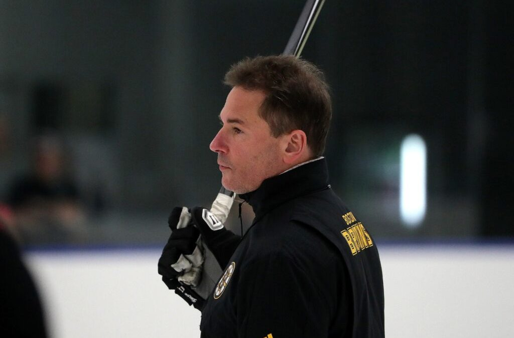 Bruce Cassidy, a U.S. citizen just in time, cherishes his chance to vote
