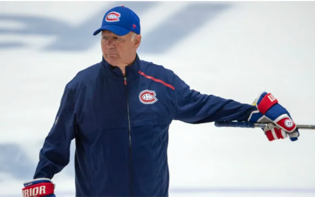 Montreal makeover has Canadiens coach Claude Julien energized for season