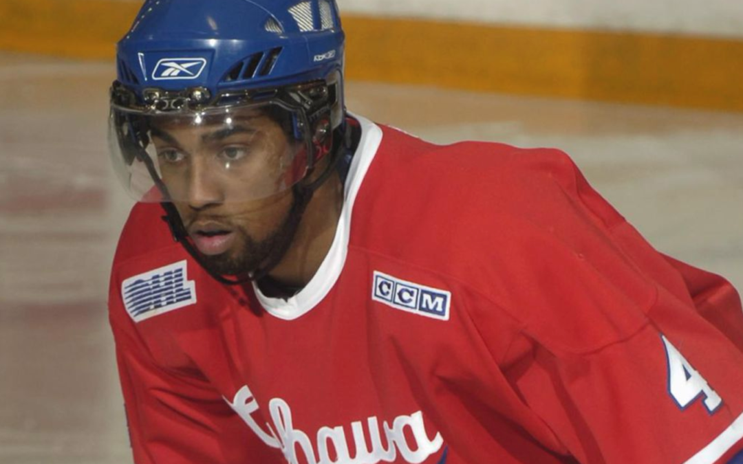 The NHL Coaches' Association is opening the door for coaches of colour, like Nathaniel Brooks