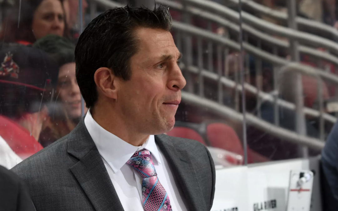 An offseason conversation with Rod Brind'Amour: Part 1