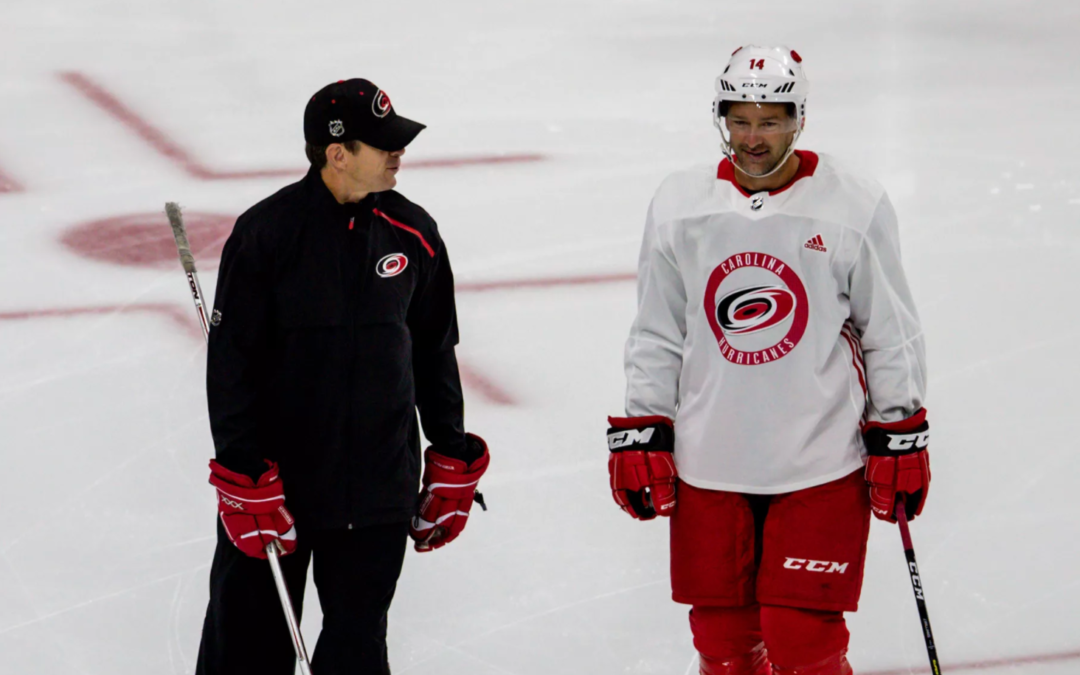 An Offseason Conversation with Rod Brind'Amour: Part 3