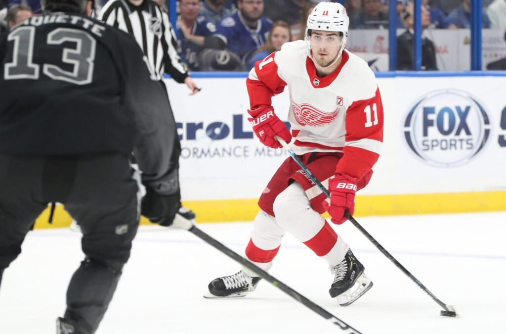 Jeff Blashill Q&A: Where the Red Wings can improve, and impact of new arrivals