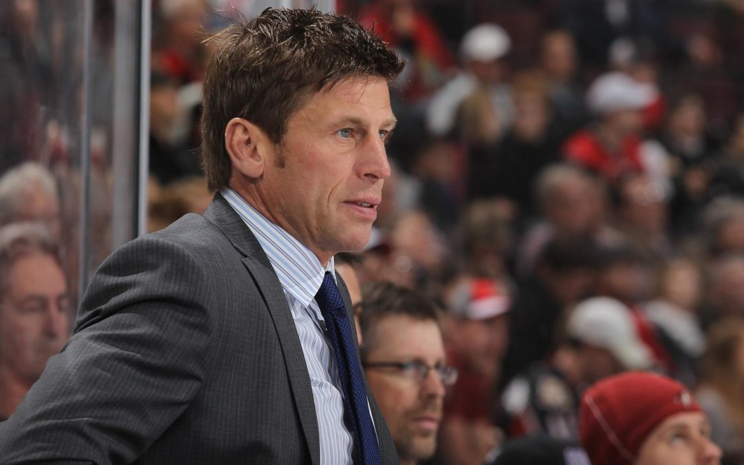 Samuelsson hired by Panthers as assistant
