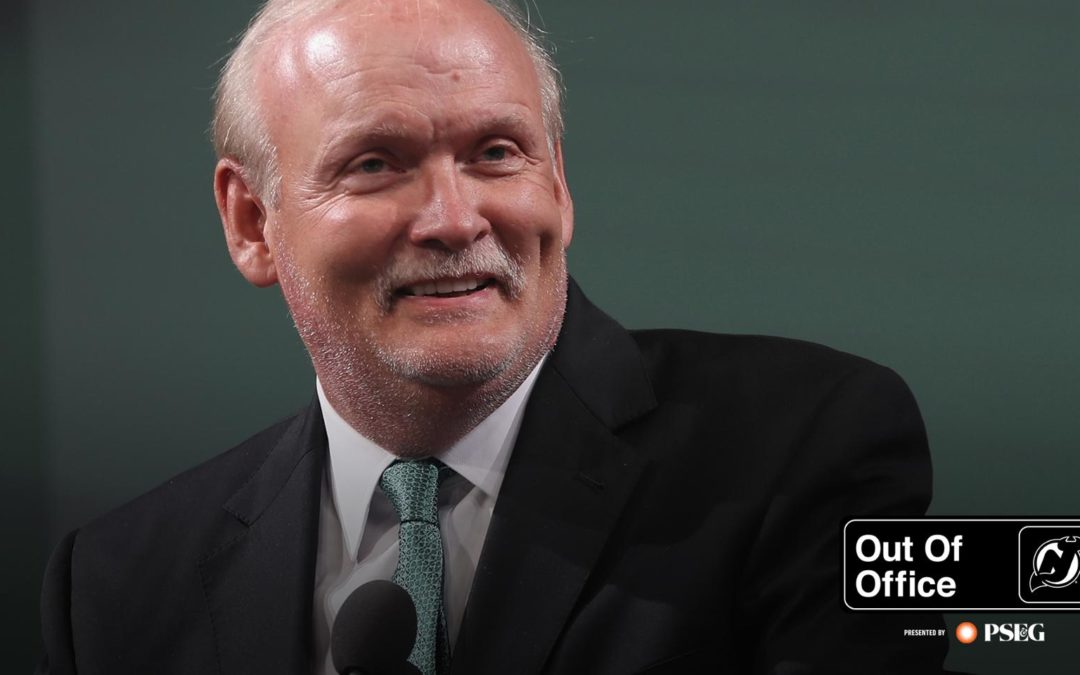 OUT OF OFFICE: Lindy Ruff