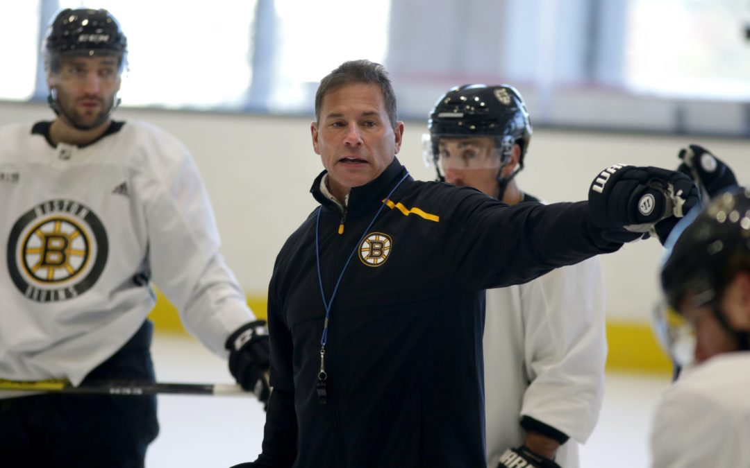 'Don't freak out,' communicate & stay off YouTube: Bruce Cassidy, Don Sweeney & more offer tips for hockey coaches, young players