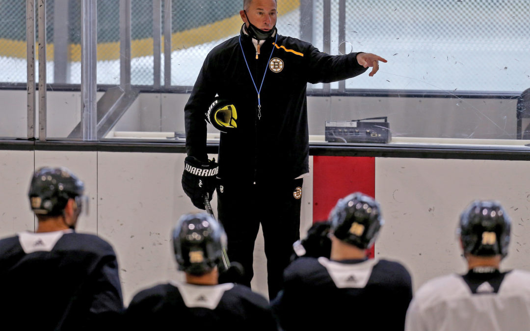 NHL Notebook: How Bruce Cassidy tailors his practices – through pace, competition & communication – to get most out of this Bruins roster
