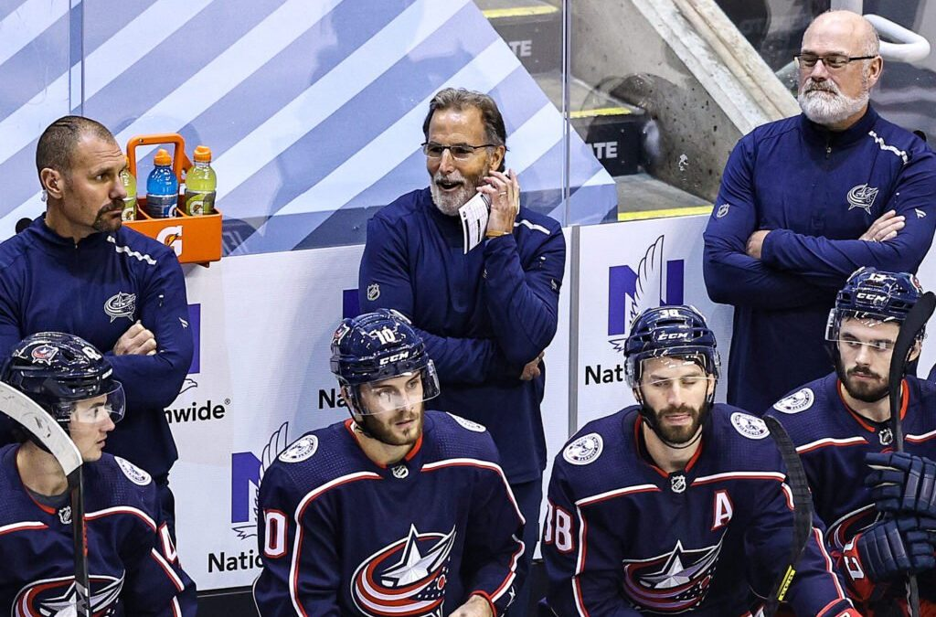 John Tortorella Q&A: On the need for more scoring, trusting his goalies and more