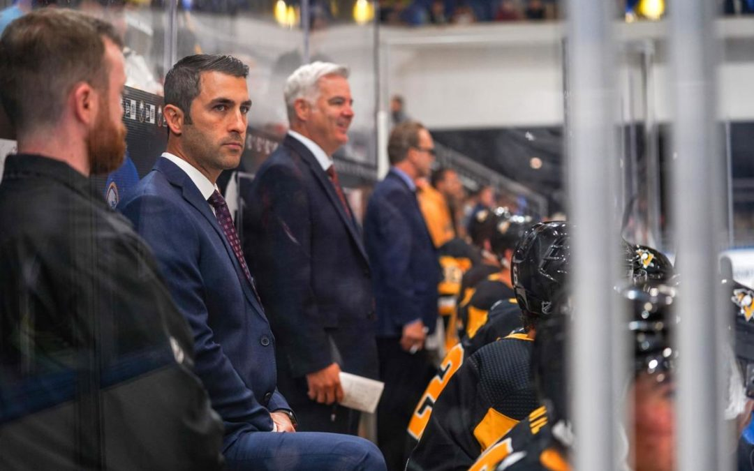 'I felt fortunate': Auburn native JD Forrest on his new role as Penguins' AHL head coach