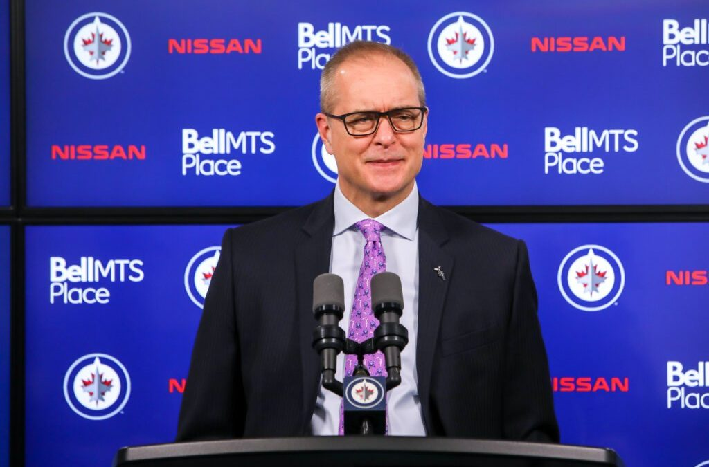 Paul Maurice 20 Questions: On Whalers, Stanley Cup hope and 'Cool Hand Luke'
