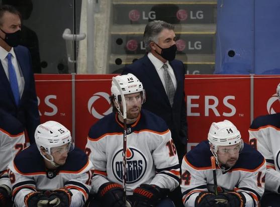 JONES: Oilers coach Dave Tippett channels legendary Casey Stengel