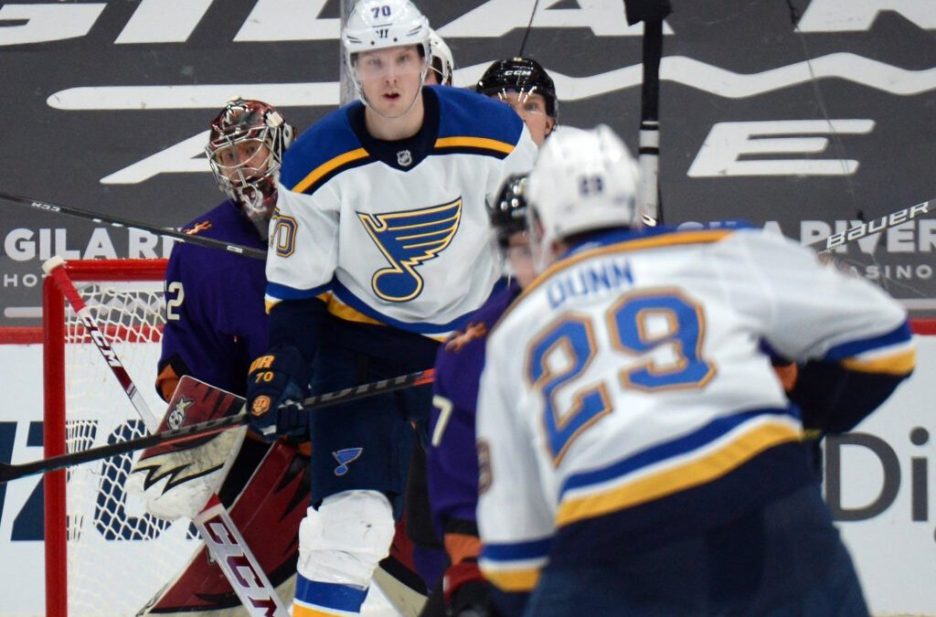 Blues coach Craig Berube is putting faith in players, and it's paying off